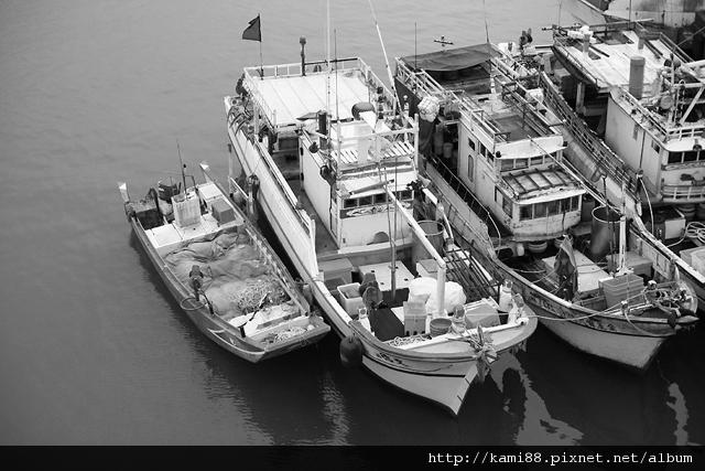 台北淡水愚人碼頭