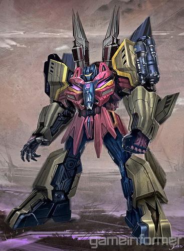 FOC VORTEX Robot