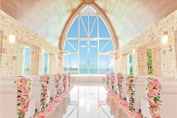 關島~聖維多力斯教堂