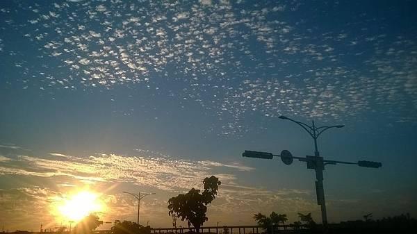 夕陽西下2