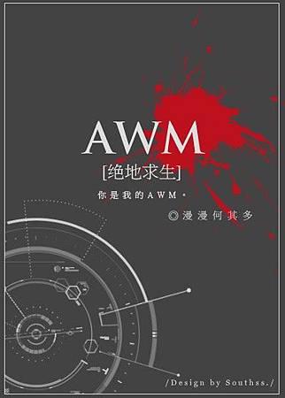 AWM[絕地求生]
