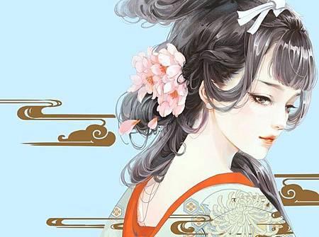古典美人4