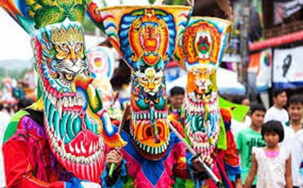 泰國濃郁的鬼神文化