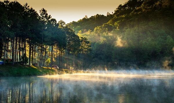玩轉泰國領略泰北大自然風光:泰國瑞士潘紅(Pang Ung)