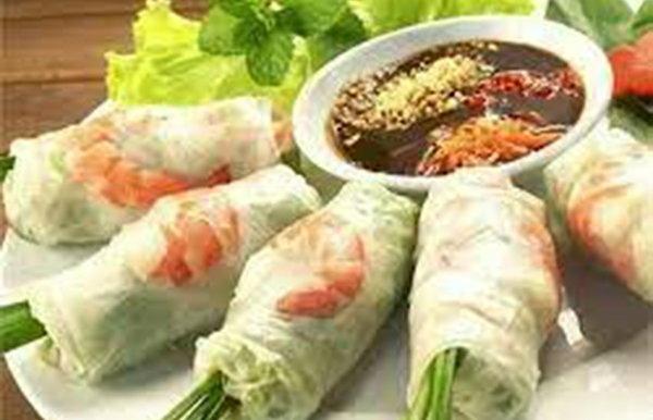 柬埔寨美食:柬式春捲