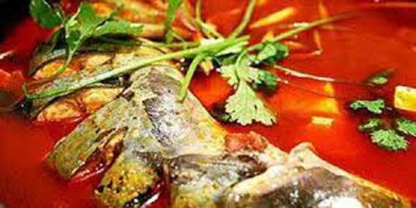 柬埔寨美食:酸湯魚