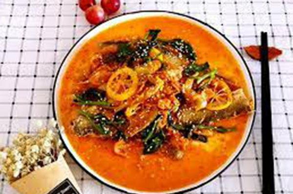 柬埔寨美食:高棉紅咖喱