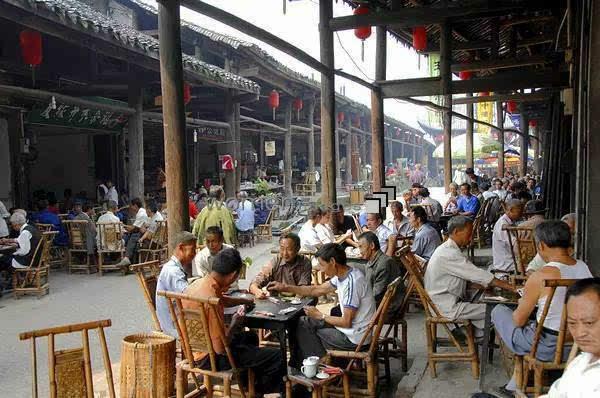 成都的茶館文化
