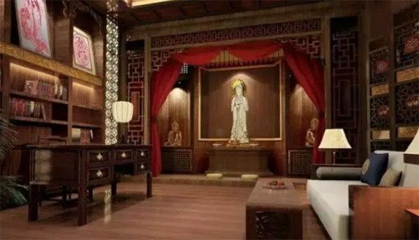 在家中供佛像竟會影響全家!