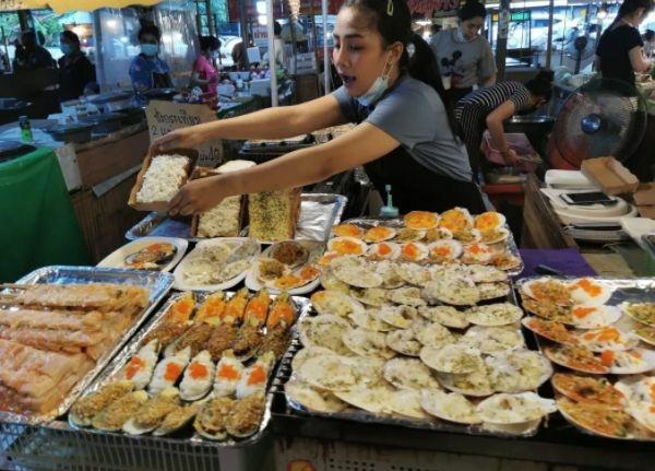 泰國市井中的浪漫情懷:泰國水上市場