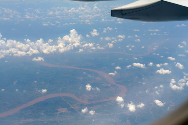 中國的河流
