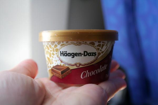 飯後甜點~哈根達斯
