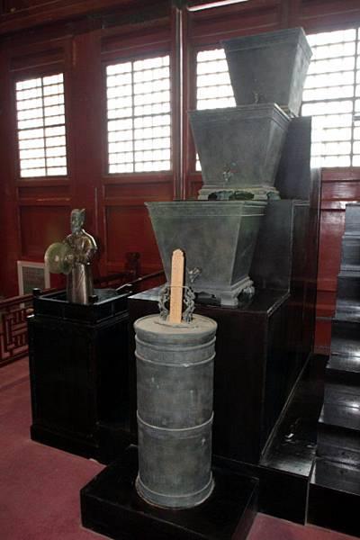 古代時鐘-銅刻漏