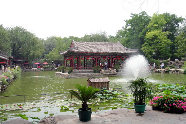 恭王府花園