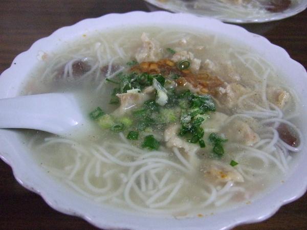 百香小吃店-麵線糊