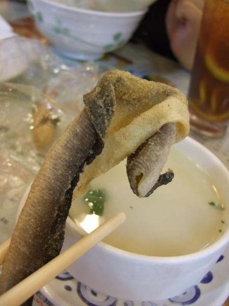 翠華餐廳-炸魚皮