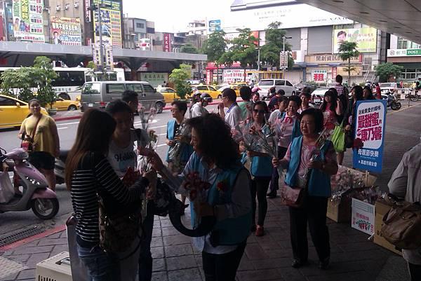高雄市火車站前