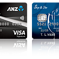ANZ澳盛銀行 -飛行卡
