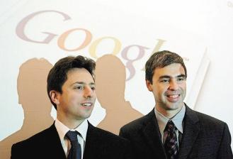 Google創辦人