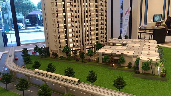 聯上捷運之星3D模型 (4)