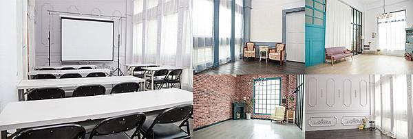 台中教室出租-拍易拍影像空間