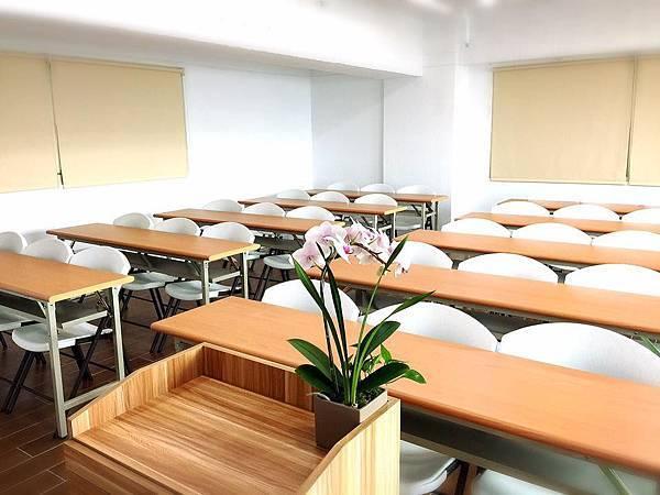 台中教室出租-幸福正能量文創中心