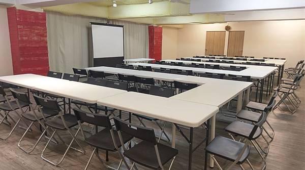 台中教室出租-橙藝共同創作空間