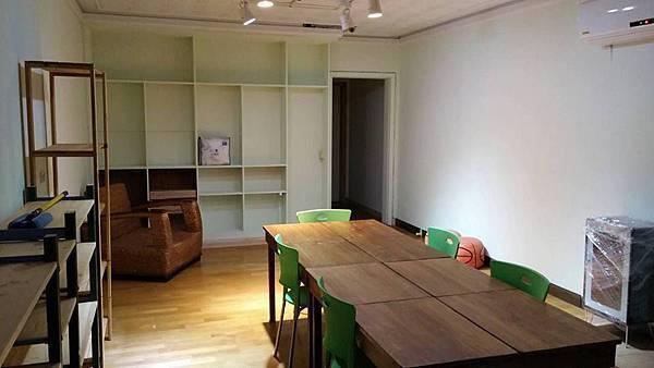 台中教室出租-心靈角落 教室出租