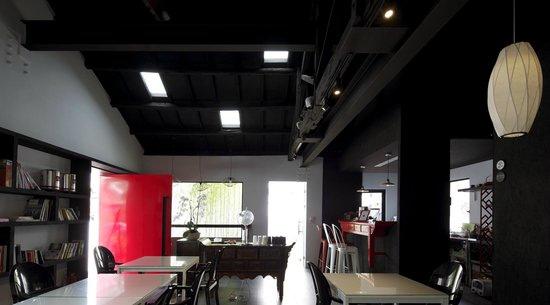 台南教室租借-8又二分之一 咖啡廚房