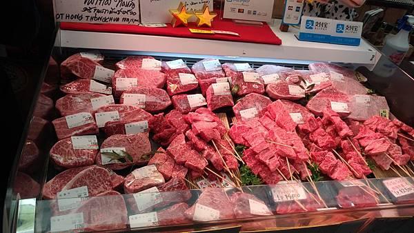 日本黑門市場好吃海鮮