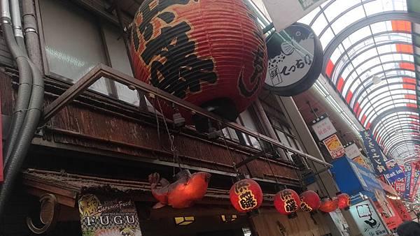 日本黑門市場好吃