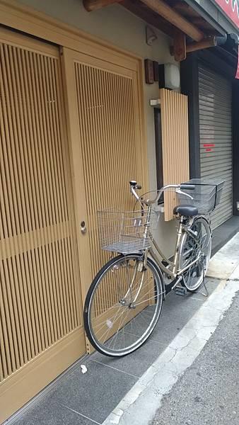 日本家門口