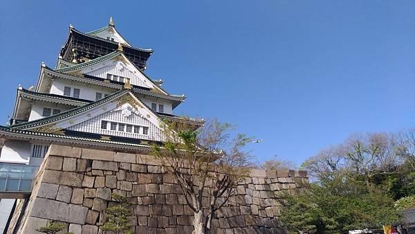 日本大阪城