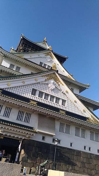 日本大板城1
