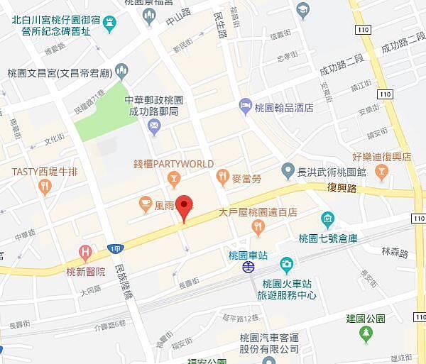 桃園火車站最新教室租借地址
