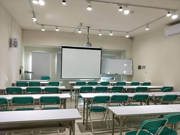 新竹教室場地租借-喜來登勝利教室-室內照片