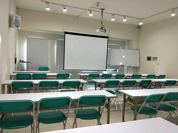 新竹教室場地租借-喜來登勝利教室-超大空間