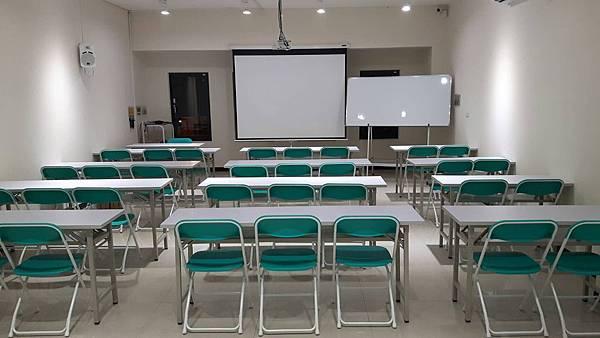 新竹教室場地租借-喜來登勝利教室-環境舒適