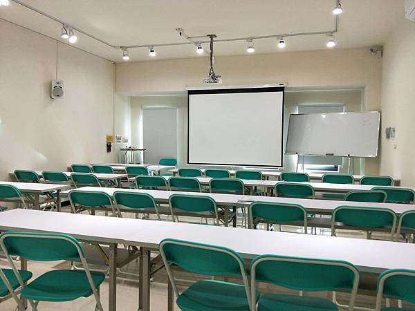 新竹教室場地租借-喜來登勝利教室-全新設備