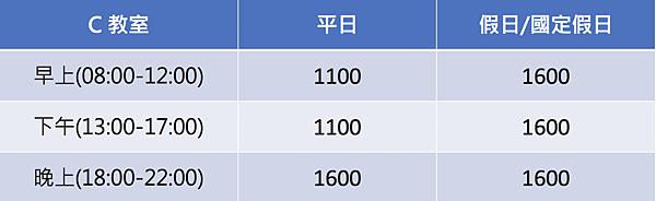 JR桃園思考致富C教室場地租借/教室租用時段與費用.jpg