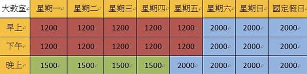 桃園教室場地租借/南崁大教室時段與費用.jpg