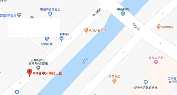 台中火車站教室租借/台中場地租借/教室地圖訊息.jpg
