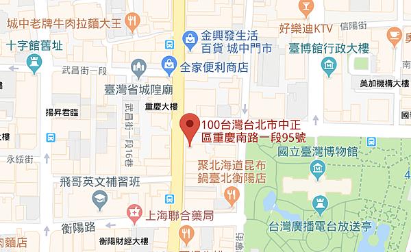 台北教室租借/台北場地租借/台北火車站教室/教室位置.jpg