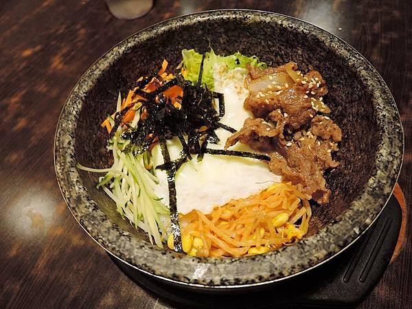 石鍋牛肉飯