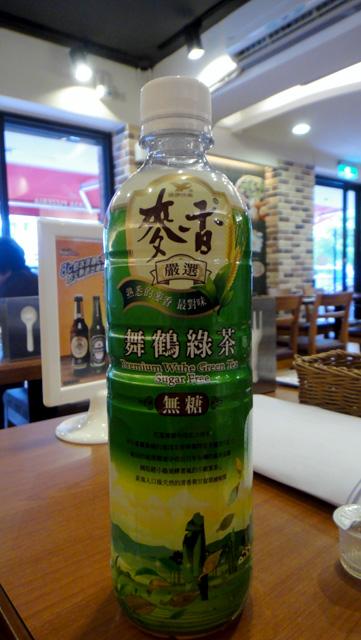 這次拍攝的就是跟這個舞鶴綠茶有關