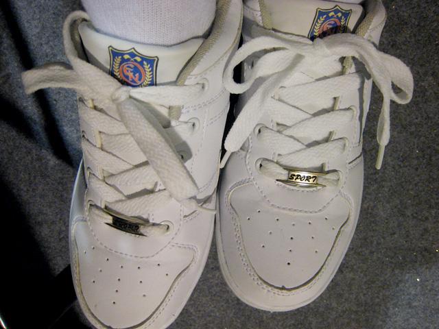 鞋子也要一樣(應援團)