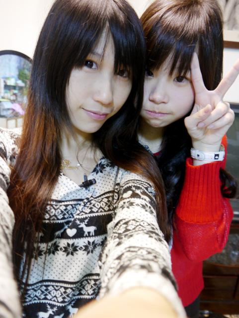 小香與妹妹(方方