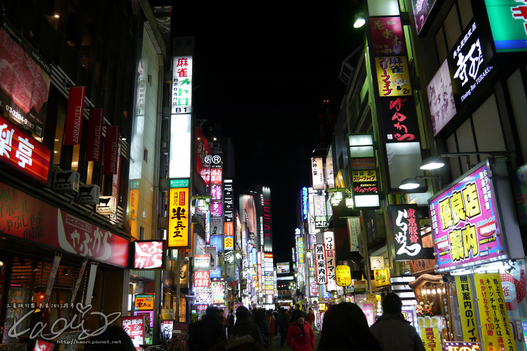 歌舞伎町街道