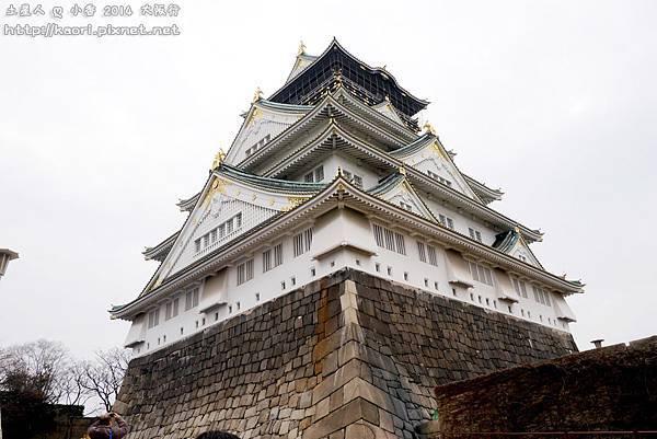\大阪城/