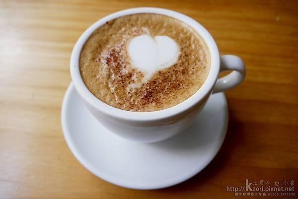 香草摩卡咖啡
